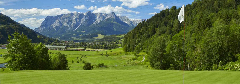 Golfreise in die Alpen | September 2019