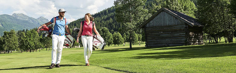 Golfreise in die Alpen 09/2019