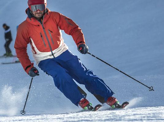 Skistöcke   Sportperle